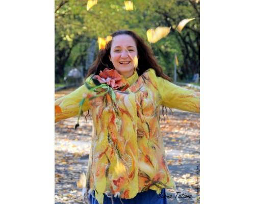 Осенняя фиерия